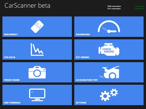 Car Apps Windows 10 by Car Scanner Pro For Windows 10 Free On 10 App Store