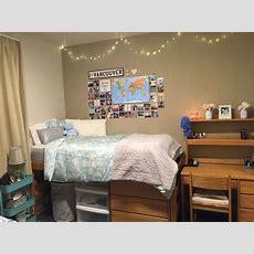 Dorm Room Decor At University Of California, Los Angeles