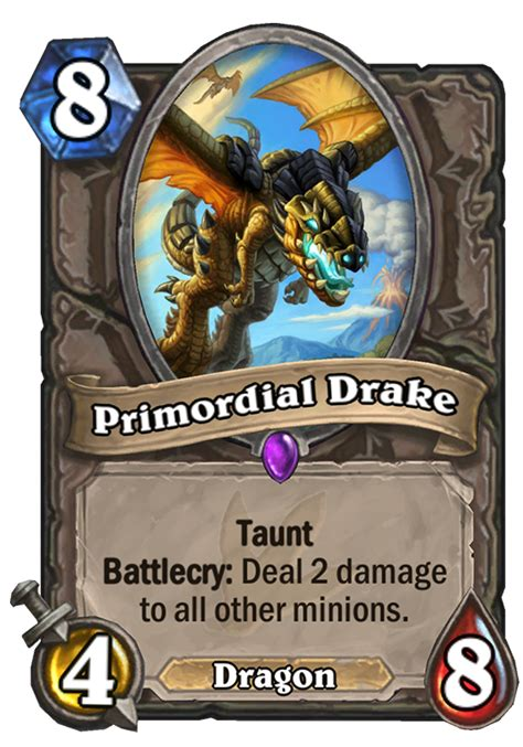 Top Decks Hearthstone July 2017 by Primordial Hearthstone Card