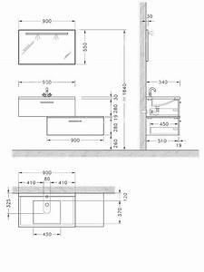 Dimension Lavabo Salle De Bain : norme hauteur lavabo salle de bain hauteur meuble salle de ~ Premium-room.com Idées de Décoration