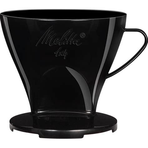 melitta kaffeefilter 1x4 kaffeefilter 1x4 174 schwarz melitta 174 shop