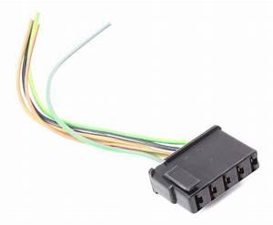 Windshield Wiper Motor Wiring Plug Pigtail 98