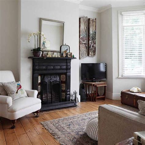 Living Room  London Terraced House  House Tour. Stone Living Room. Home Interior Living Room. Living Room Gray Paint Ideas. Solid Wood Living Room Tables. White Marble Floor Living Room. Gray Themed Living Room. Navy Blue Living Room Chair. Slipcovered Living Room Chairs
