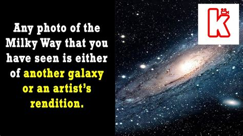 Milky Way Facts Any Photo Either Another