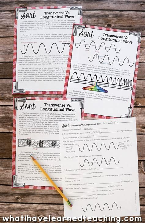 Fourth Grade Reading Comprehension Worksheets About Waves Fourth Best Free Printable Worksheets