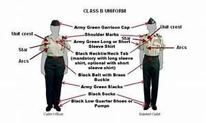 Class B - Asu  Dress Blues