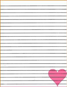 worksheet printable notebook paper discoverymuseumwv With lined letter writing paper
