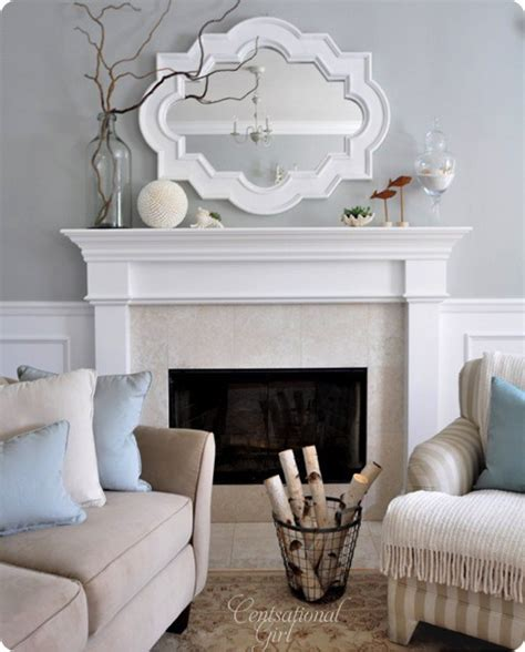 Whats On Your Mantel  Ways To Make Your Fireplace A