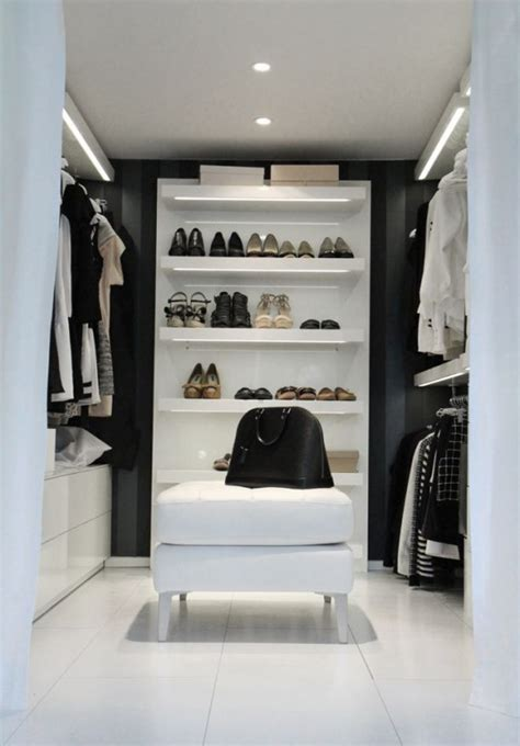 stylish minimalist closet design ideas digsdigs