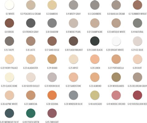 laticrete grout colors 6 best images of laticrete color chart laticrete grout