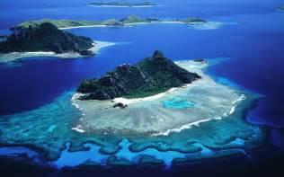 Sinking Islands Papua New Guinea by Paisajes De Islas Y Playas Fondos De Escritorio En Hd