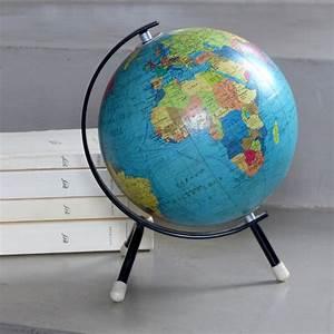 Globe Terrestre Enfant : petit globe terrestre taride lignedebrocante brocante en ligne chine pour vous meubles ~ Teatrodelosmanantiales.com Idées de Décoration