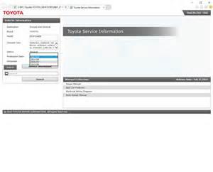 Toyota Car Fortuner Full Service Information  U0026 Wiring Diagram