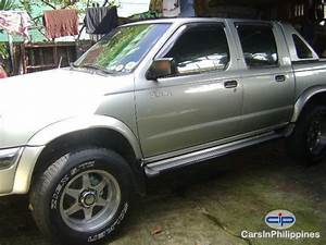 Nissan Frontier Manual 2002 For Sale