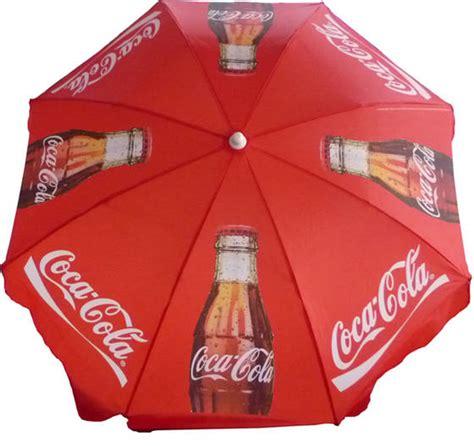 coca cola umbrella view umbrella promotional
