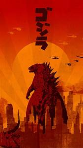 Godzilla Phone Wallpapers (70 Wallpapers) – HD Wallpapers