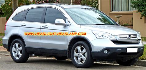 Honda Cr-v Headlight Plastic Lens Cover Faded Light Covers