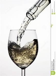 Pouring White Wine Stock Photos - Image: 5009713