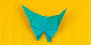 Origami Schmetterling Anleitung : origami schmetterling basteln anleitung in nur 3 minuten falten ~ Frokenaadalensverden.com Haus und Dekorationen