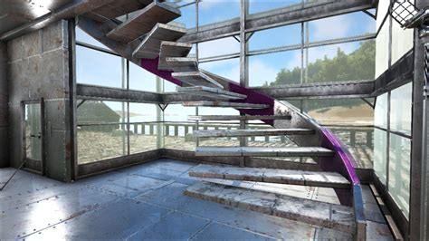 metal staircase official ark survival evolved wiki