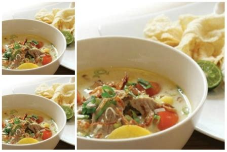 Dari beragam wilayah itu, soto juga apalagi kalau diberi bumbu kuah santan, dijamin super gurih dan istimewa. Resep Soto Betawi Daging & Jeroan Sapi Kuah Santan - County Food
