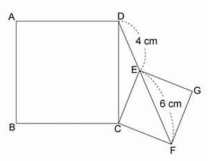 Diagonale Eines Quadrats Berechnen : quadrat fl che eines quadrats aus anderem quadrat ~ Themetempest.com Abrechnung
