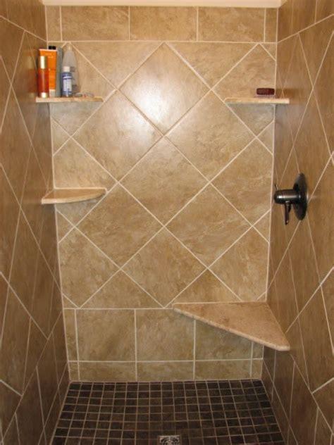 Shower Tile Designs  Casual Cottage