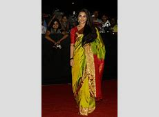 vidya balan silk saree Ash Blog