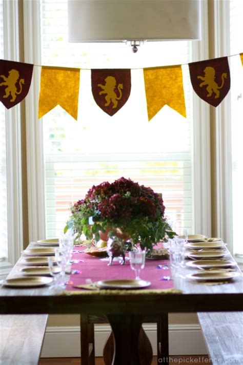chronicles  narnia birthday party design dazzle
