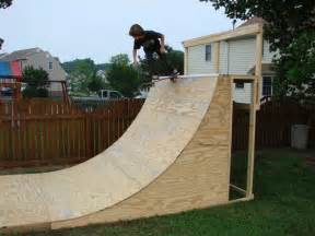 FREE HOME PLANS - HALF PIPE BUILDING PLANS