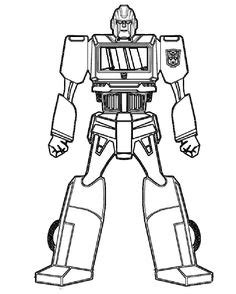 robot coloring pages images coloring pages