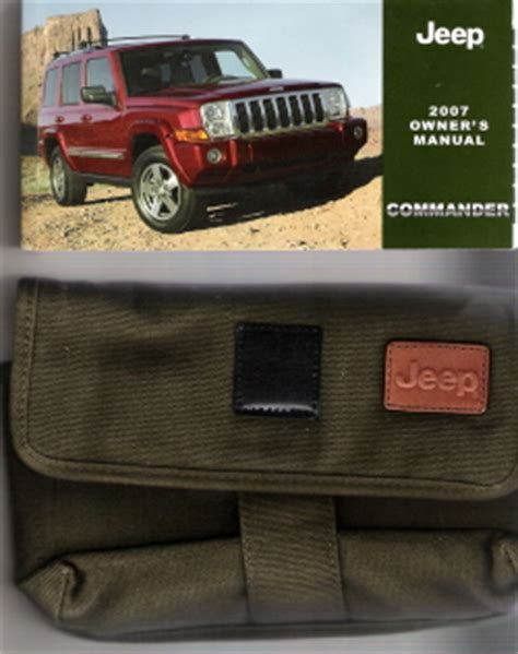 auto manual repair 2006 jeep commander auto manual 2007 jeep commander owner s manual with case