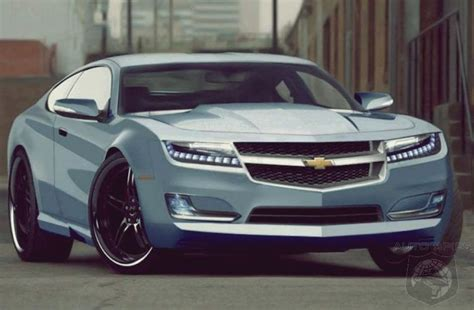 2019 Chevy Chevelle Ss Coming In The End Of 2018