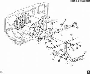 Engine Diagram 1988 S10 6 Cyl
