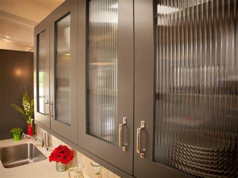 glass kitchen cabinet doors photos hgtv Modern