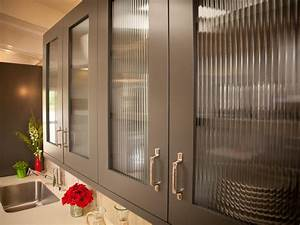 Photos hgtv for Kitchen cabinet doors with glass