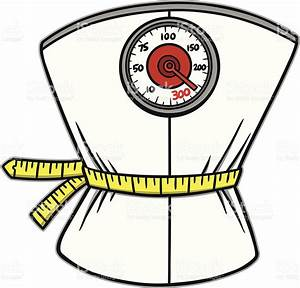 Weight Loss Scales stock vector art 481971383 | iStock