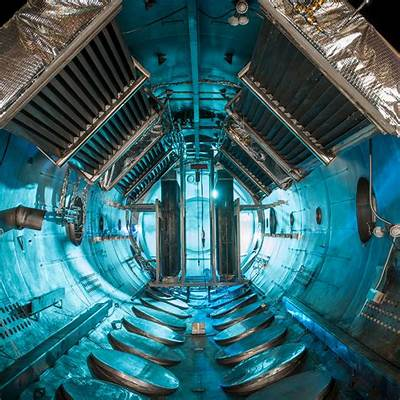 NASA's Glenn Research Center's Vacuum Chamber 5 (VF-5