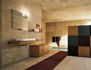 50 modern bathrooms With salle de bain design avec vasque naturelle