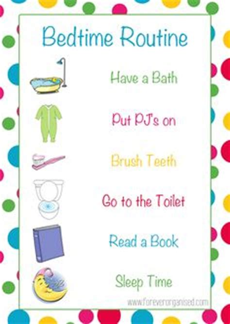 Great Tips For Toddler Bedtime With A Free Printable