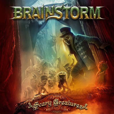 review  brainstorm scary creatures shockwave magazine
