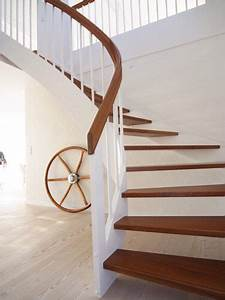 Offene Holztreppe Renovieren : offene treppe dies das pinterest offene treppe treppe und flure ~ Fotosdekora.club Haus und Dekorationen