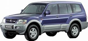Mitsubishi Pajero 2003 Workshop Manual Wiring Diagrams