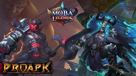 Moba Legends Gameplay Ios / Android