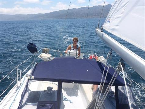 Boat Rental Santa Barbara by Recent Yacht Charter To Santa Cruz Island Picture Of