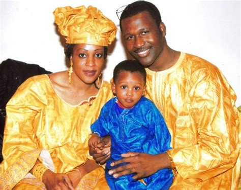 moi ma femme et mon fils musical de lassana hawa cissokho