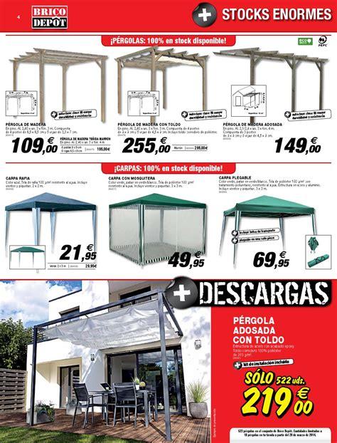 Bricodepot catalogue 28marzo 10abril2014 by