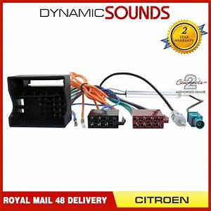 Ct20ct03 Stereo Wiring Harness   Aerial Adaptor For
