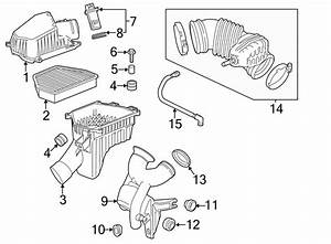 Chevrolet Captiva Sport Engine Air Intake Resonator  Liter