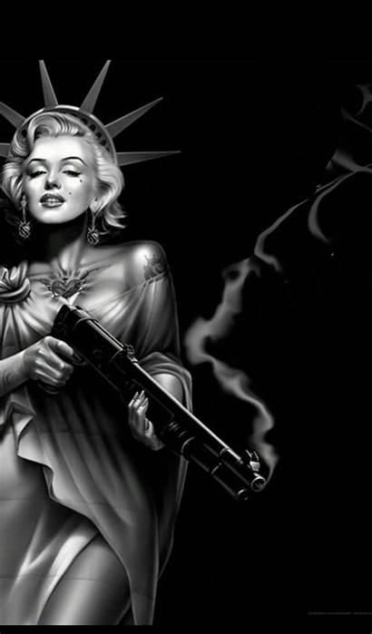 Marilyn Monroe Tattoo Dope Tattooed Drawing Artwork
